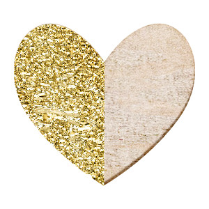 Mkc Cherished_Heart002.png - Gold Glitter Heart, Transparent background PNG HD thumbnail