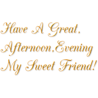 Good Afternoon Free Download Png Png Image - Good Afternoon, Transparent background PNG HD thumbnail