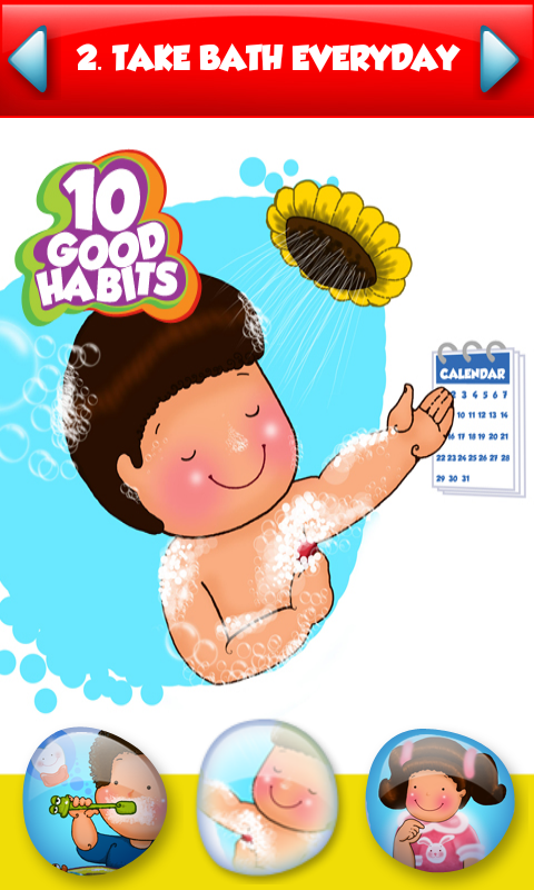 0:00 - Good Habits For Kids, Transparent background PNG HD thumbnail