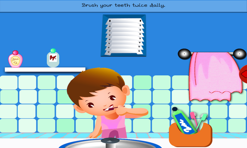 Good Habits By Tinytapps  Screenshot - Good Habits For Kids, Transparent background PNG HD thumbnail