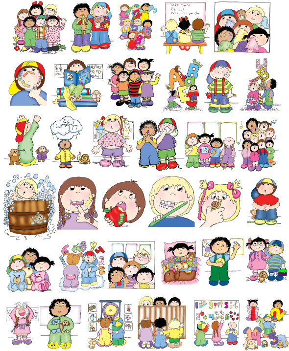 Good Habits For Kids Clipart Collection - Good Habits For Kids, Transparent background PNG HD thumbnail