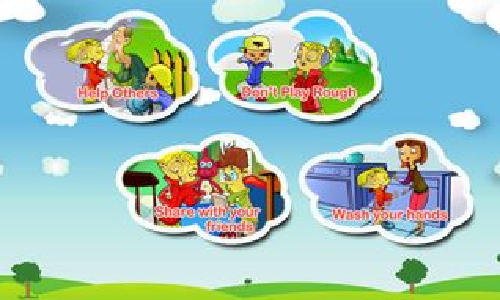 It Is Easy Your Child Gets Adapted To Bad Habits And Misbehavioru0027S, But It Is A Challenging Task For Any Parents To Grow Their Children With Good Habits. - Good Habits For Kids, Transparent background PNG HD thumbnail