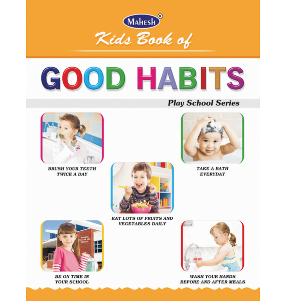 Kids Book Of Good Habits(A.l) - Good Habits For Kids, Transparent background PNG HD thumbnail