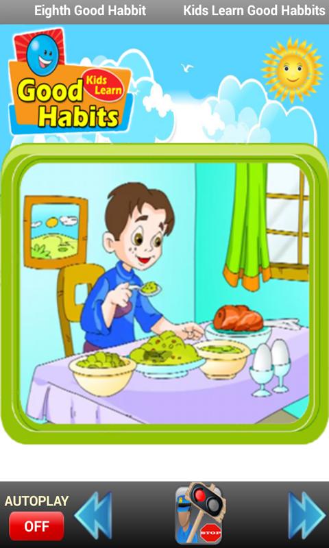Kids Learn Good Habits  Screenshot - Good Habits For Kids, Transparent background PNG HD thumbnail