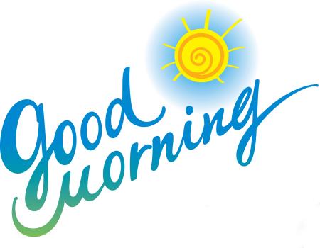 Good Morning Png Image #33243 - Good Morning, Transparent background PNG HD thumbnail