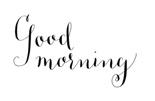 Good Morning Png Image #33261 - Good Morning, Transparent background PNG HD thumbnail