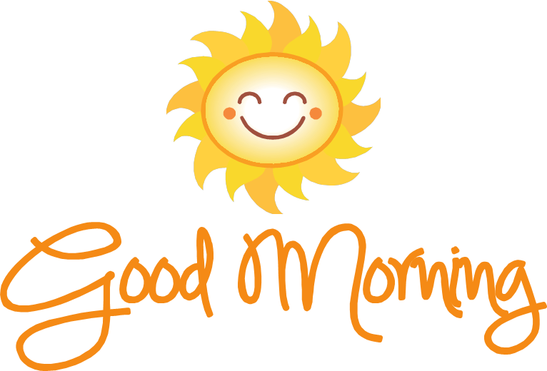Good Morning Png Transparent Picture - Good Morning, Transparent background PNG HD thumbnail