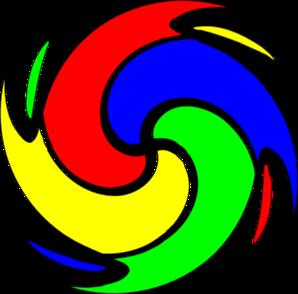Google Spiral Clip Art Logos Download Vector Clip Art Online - Google Clip Art, Transparent background PNG HD thumbnail