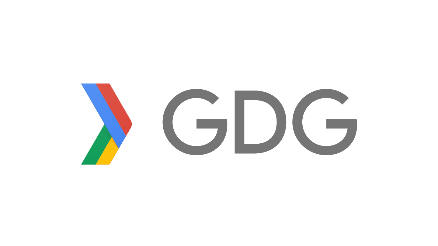 A Logomark: An Arrow Pointing To The Right That Contains All 4 Google Colors. This Is The Unifying Graphic Element Across All Gdg Chapter Lockups. - Google Developers, Transparent background PNG HD thumbnail