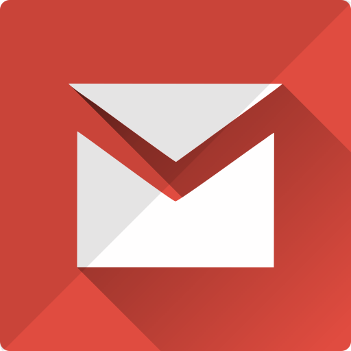 Communication, Email, Gmail, Google, Letter, Mail, Message Icon. Download Png - Google Mail, Transparent background PNG HD thumbnail