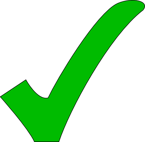 Green Tick Png - File:green Tick.png, Transparent background PNG HD thumbnail