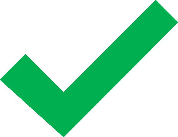 Green Tick Png - Green Tick Transparent Png, Transparent background PNG HD thumbnail