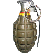 Grenade Png Images On This Site You Can Download Free Grenade Png Image With Transparent Background - Grenade, Transparent background PNG HD thumbnail