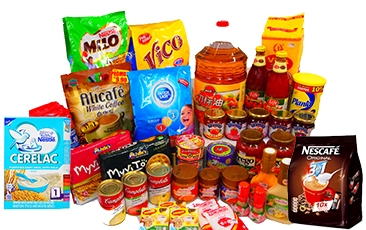 Grocery Items PNG