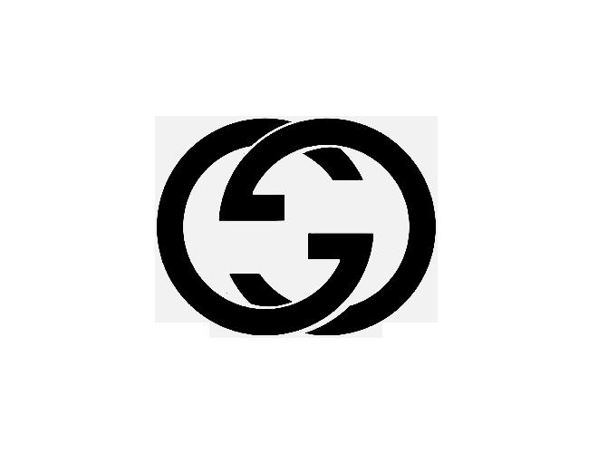 Black Gucci Clipart - Gucci, Transparent background PNG HD thumbnail