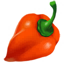File:habanero Pepper.png - Habanero, Transparent background PNG HD thumbnail
