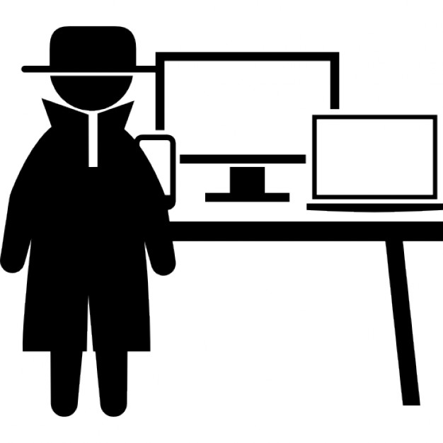 Free Hacker Icon Results - Hacker, Transparent background PNG HD thumbnail