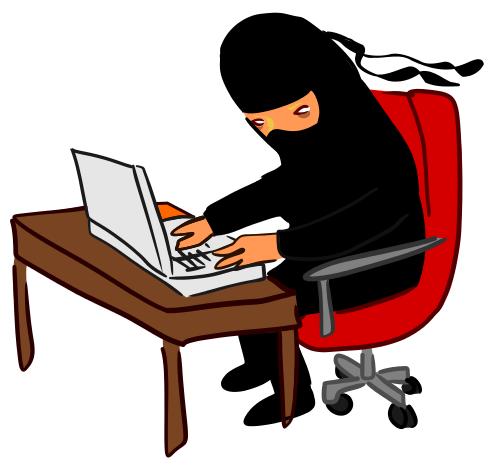 Hacker Cliparts - Hacker, Transparent background PNG HD thumbnail