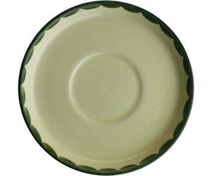 Zeller Keramik Hahn Und Henne Kaffee Untertasse 15 Cm - Hahn Und Henne, Transparent background PNG HD thumbnail