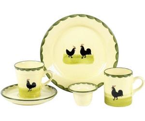 Zeller Keramik Hahn Und Henne Kaffeeobertasse Hoch 0,2 Ltr. - Hahn Und Henne, Transparent background PNG HD thumbnail