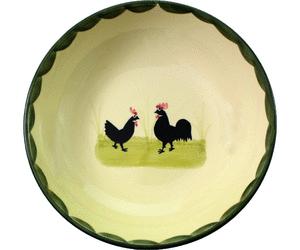 Zeller Müslischale Hahn Und Henne - Hahn Und Henne, Transparent background PNG HD thumbnail