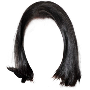 Hairstyle954.png (486×534) - Hair Wig, Transparent background PNG HD thumbnail