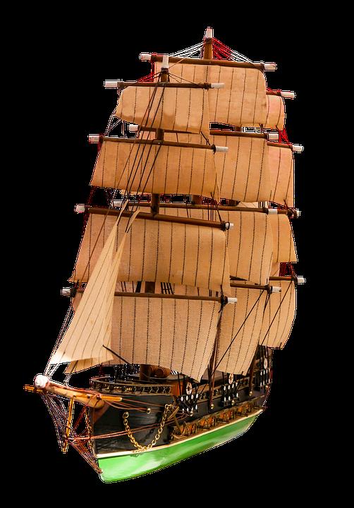 Hajó, Vitorla, Vitorlás Hajó, Vitorlás, Történelmileg - Hajo, Transparent background PNG HD thumbnail