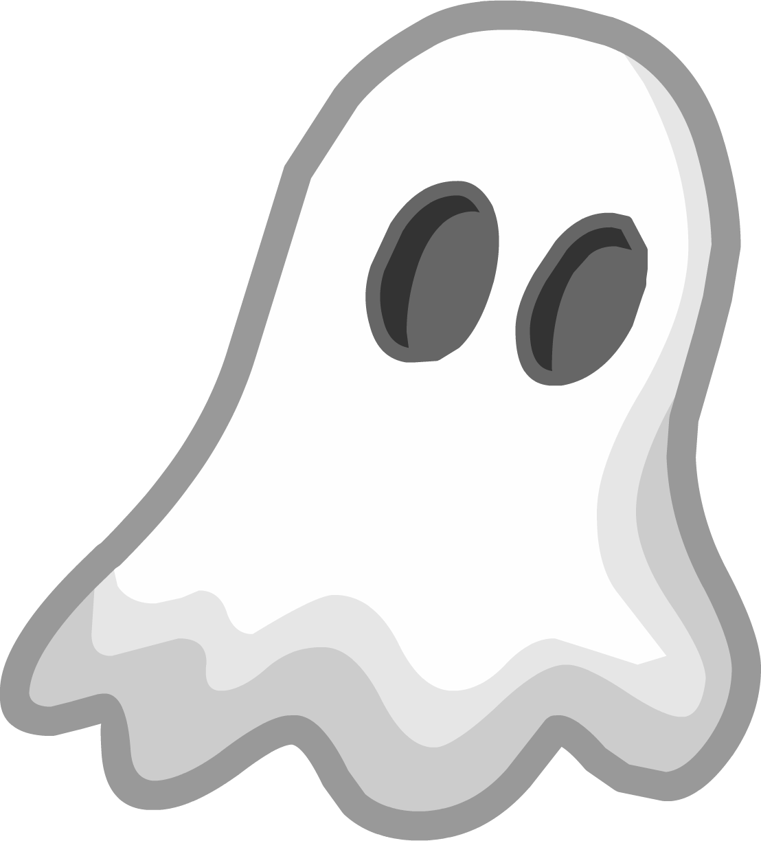 Halloween 2013 Emoticons Ghost.png - Ghost, Transparent background PNG HD thumbnail