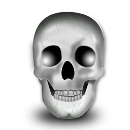 Halloween, Head, Skeleton, Skull Icon. Png More - Skeleton Head, Transparent background PNG HD thumbnail