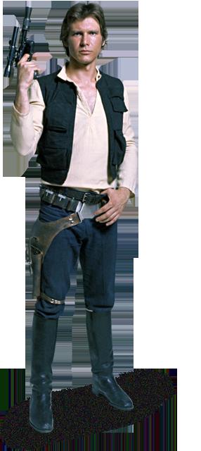 Han Solo Png Hdpng.com 286 - Han Solo, Transparent background PNG HD thumbnail