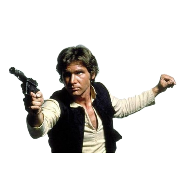 Han Solo Png Hdpng.com 576 - Han Solo, Transparent background PNG HD thumbnail