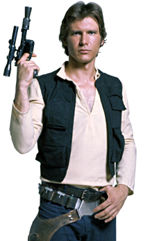 Archivo:wiki Han Solo.png - Han Solo, Transparent background PNG HD thumbnail