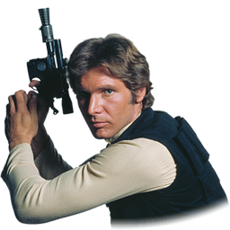Format: Png - Han Solo, Transparent background PNG HD thumbnail