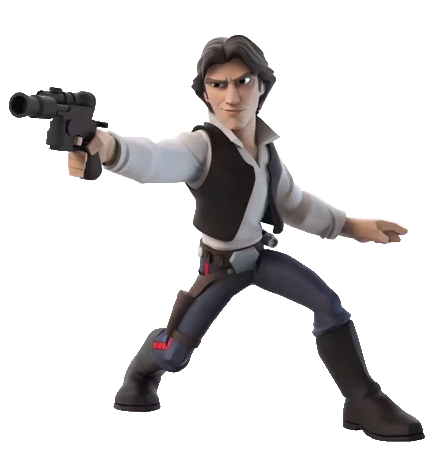 Han Solo Disney Infinity.png - Han Solo, Transparent background PNG HD thumbnail