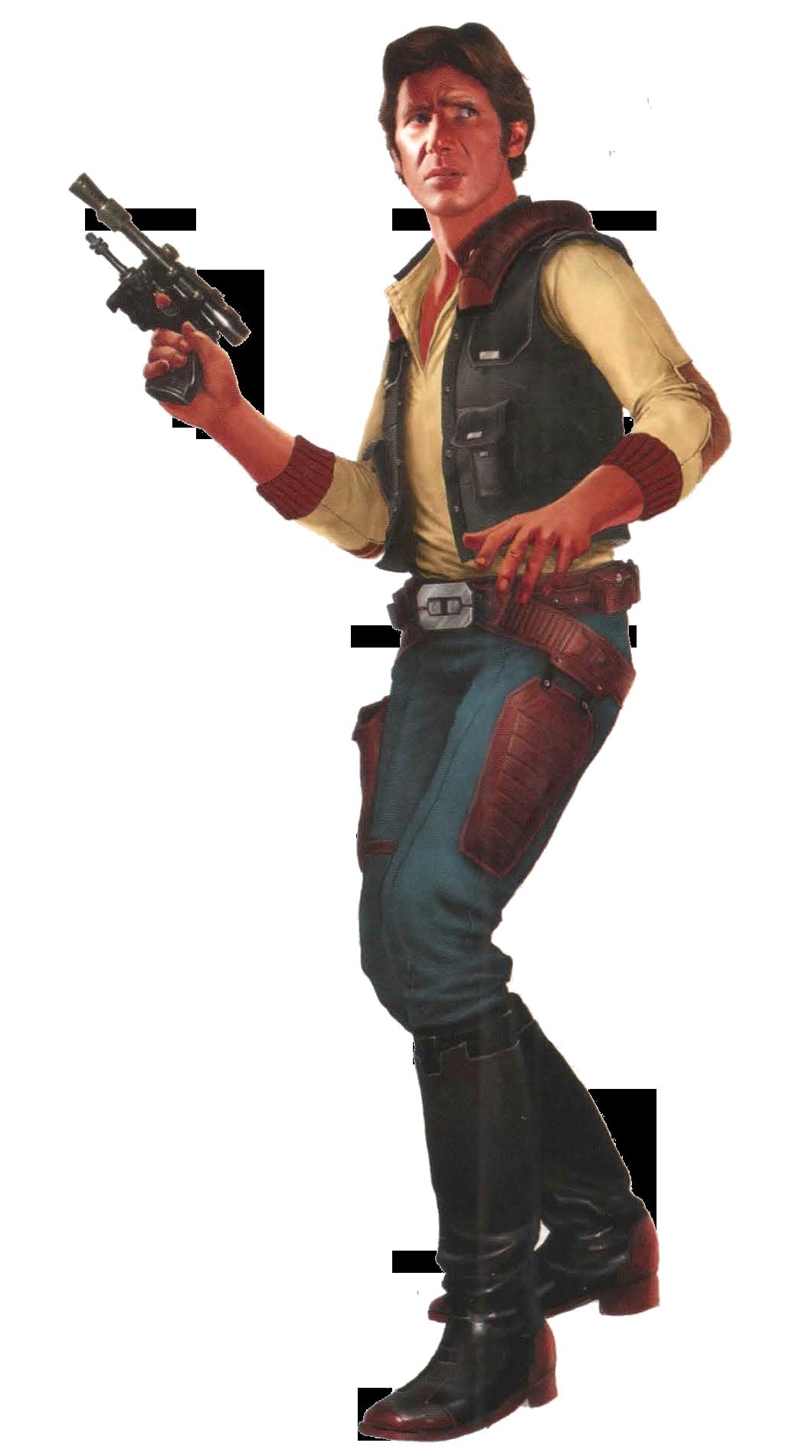 Han Solo Eotecr.png - Han Solo, Transparent background PNG HD thumbnail