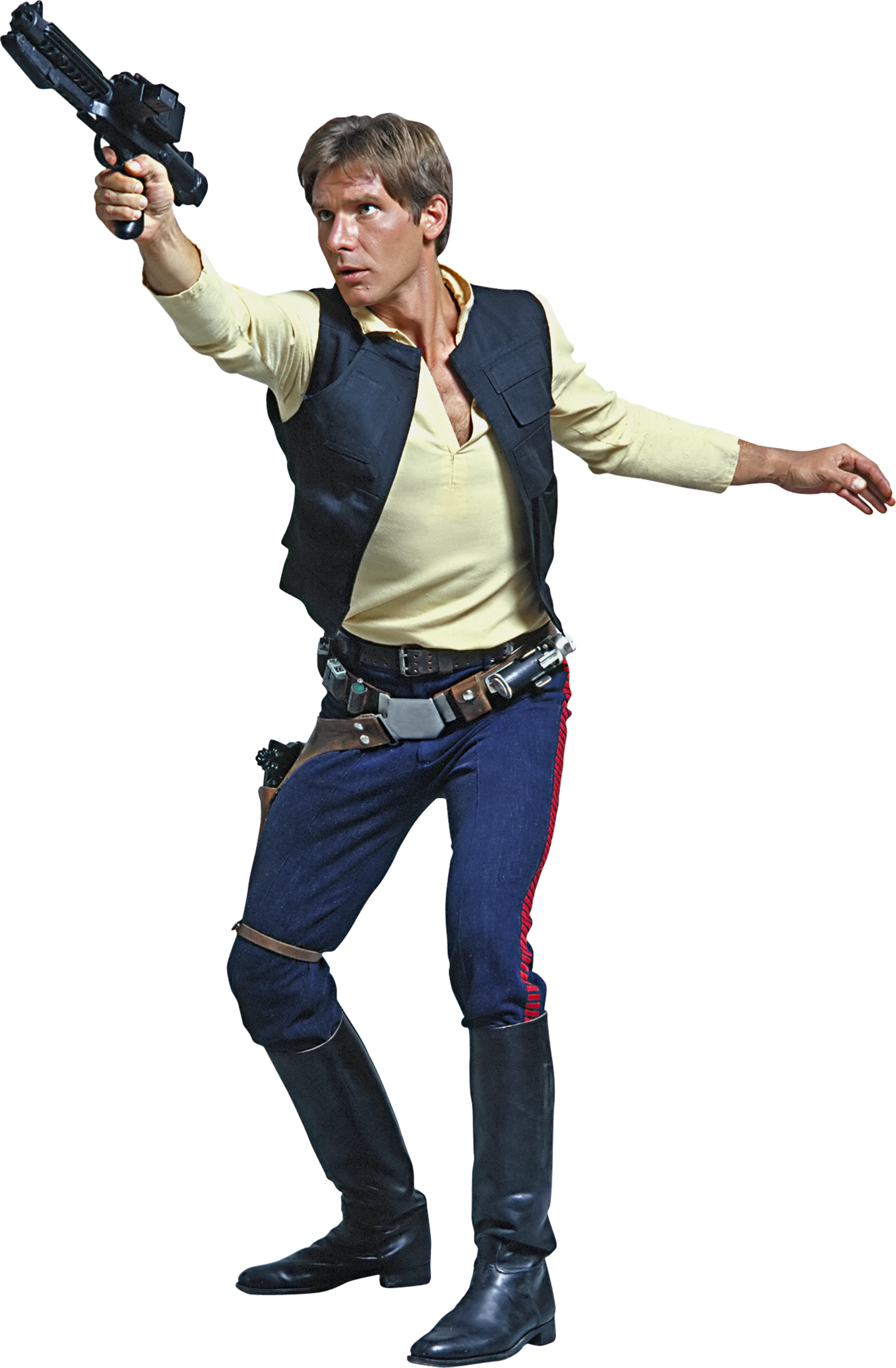 Image   Han Solo Fathead 01.png   Disney Wiki   Fandom Powered By Wikia - Han Solo, Transparent background PNG HD thumbnail