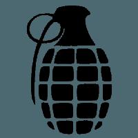 Hand Grenade Png Image Png Image - Grenade, Transparent background PNG HD thumbnail