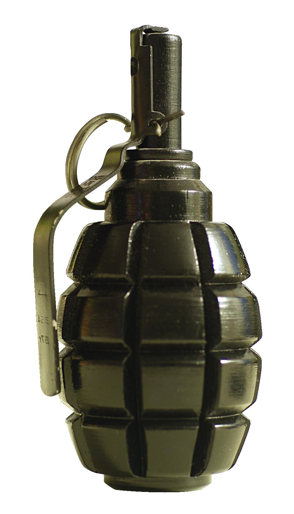Hand Grenade Png Transparent Image - Grenade, Transparent background PNG HD thumbnail