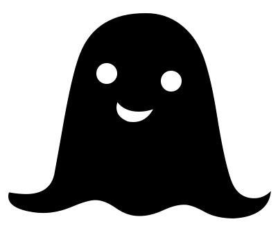 Happy Ghost Png - Download Pngsvgwebpjpg., Transparent background PNG HD thumbnail
