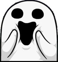 Happy Ghost Png - Hereu0027S A Happy Ghost To Cheer You Hdpng.com , Transparent background PNG HD thumbnail
