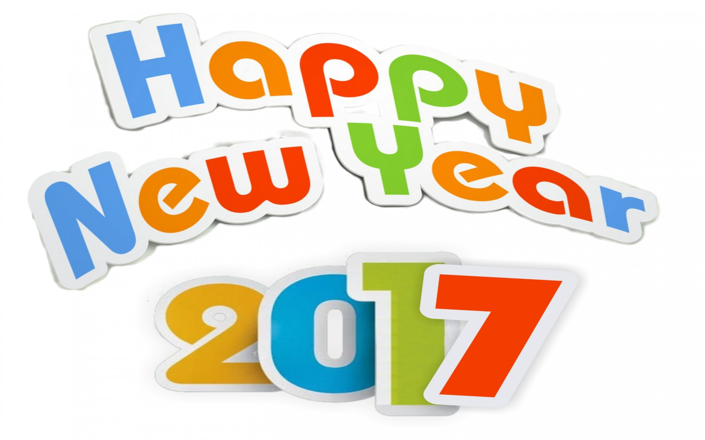 Happy New Year Png - 2017 Happy New Year Wallpaper Image #28815, Transparent background PNG HD thumbnail