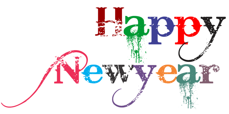 Happy New Year Png - Happy New Year, Transparent background PNG HD thumbnail