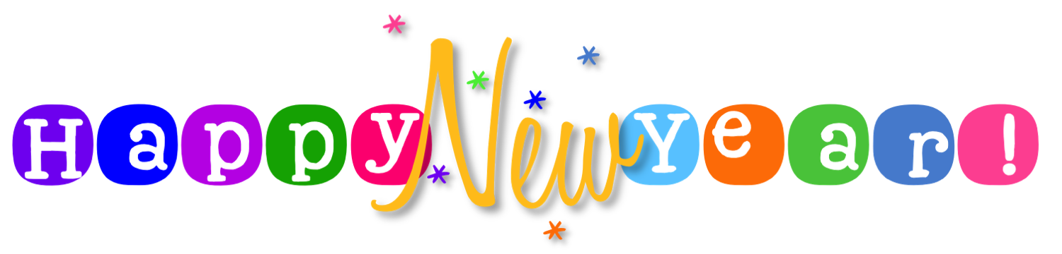 Happy New Year Png - Happy New Year Free Png Image, Transparent background PNG HD thumbnail