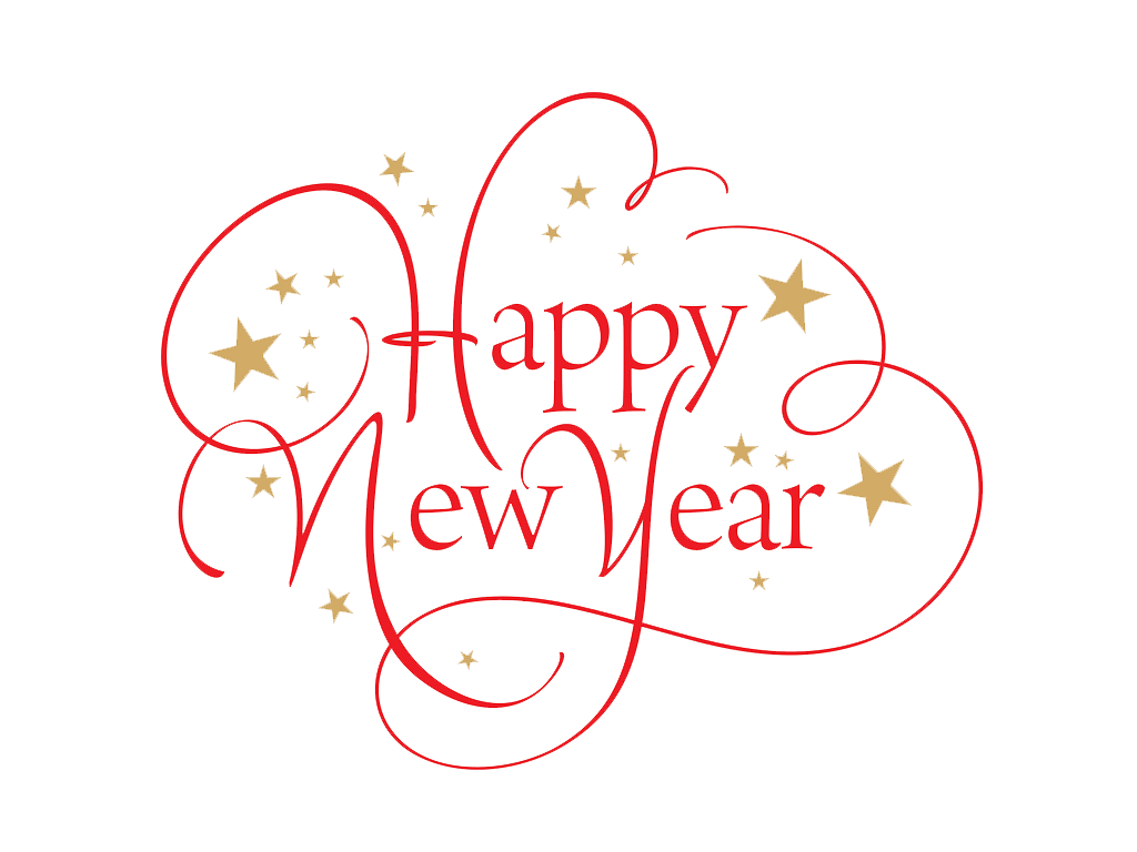 Happy New Year Png - Happy New Year Png File, Transparent background PNG HD thumbnail