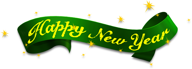 Happy New Year Png - Happy New Year Png Pic, Transparent background PNG HD thumbnail