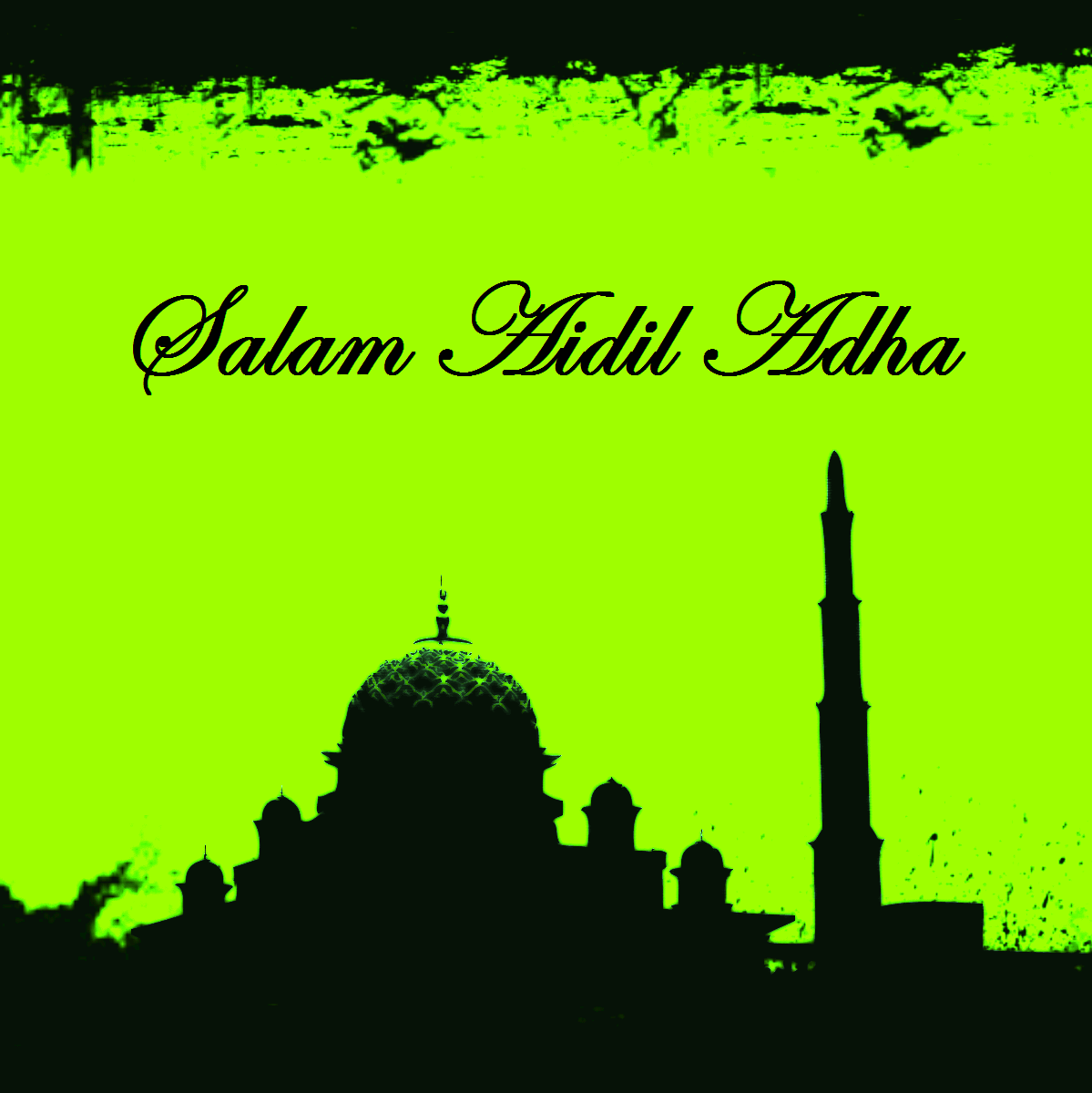 Wishing All Muslim A Happy Hari Raya Haji. - Hari Raya Haji, Transparent background PNG HD thumbnail