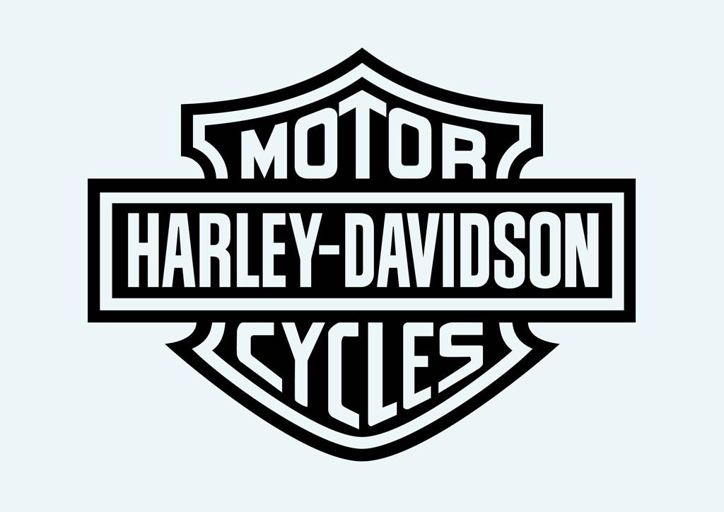 Freevector Harley Davidson.jpg - Harley Davidson Vector, Transparent background PNG HD thumbnail