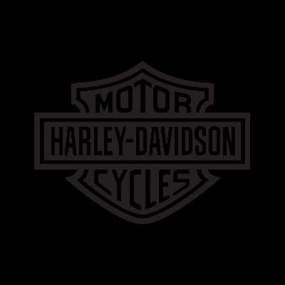 Harley Davidson Cycles Logo Vector - Harley Davidson Vector, Transparent background PNG HD thumbnail