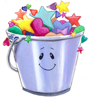 Bucket Filler Logo - Have You Filled A Bucket Today, Transparent background PNG HD thumbnail