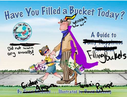 Have You Filled A Bucket Today? By Eridan Ampora By Haujustexploded Hdpng.com  - Have You Filled A Bucket Today, Transparent background PNG HD thumbnail